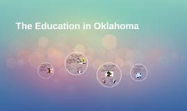 Education System in Oklahoma