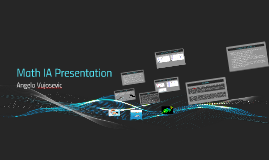 Math IA Presentation