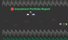Investment Portfolio Report