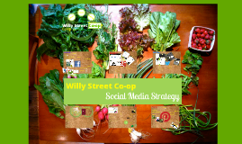 Willy Street Co-op, a Social Media Strategy analysis
