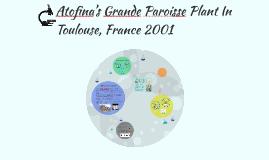 Atofina's Grande Paroisse Plant In Toulouse, France 2001