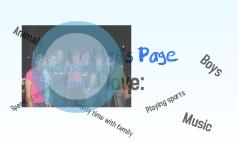 Hannah's Page