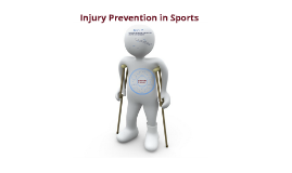 Copy of Copy of GCSE PE Injury Prevention in Sports