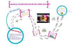 Copy of LAS CAUSAS Y CONSECUENCIAS DE LAS REDES SOCIALES