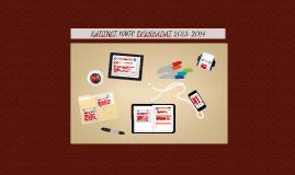 Departemen di HMTC Bersahabat 2013-2014