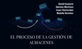 Copy of PROCESOS DE LA GESTIÓN DE ALMACENES