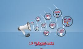 #EbolaFacts
