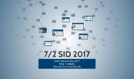 SID 2017