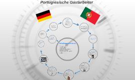 Portugiesische Gastarbeiter