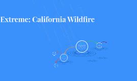 Extreme; California Wildfire