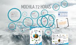 Copy of MOCHILA 72 HRS