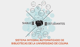 Copy of SISTEMA INTEGRAL AUTOMATIZADO DE BIBLIOTECAS DE LA UNIVERSID
