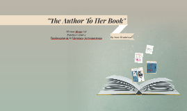 The Author To Her Book by Anne Bradstreet