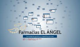 Farmacias EL ÁNGEL