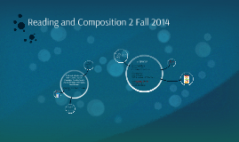 Reaing and Composition 2 Fall 2014