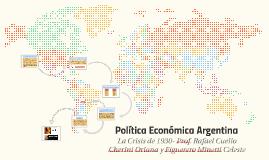 Política Económica Argentina