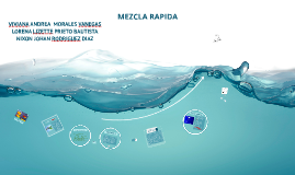 Copy of MEZCLA RAPIDA