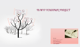 The IB MYP PERSONAL PROJECT: an introduction