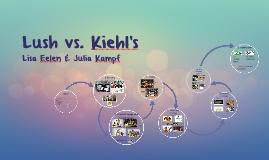 Lush vs. Kiehl's