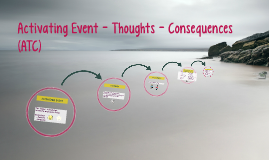 Activating Event - Thoughts - Consequences (ATC)