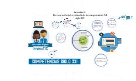 Copy of Competencias Siglo XXI