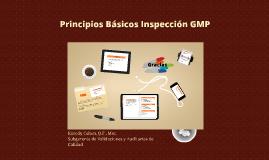 Copy of Principios Básicos Inspección GMP