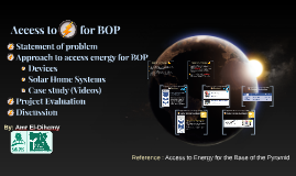 Access Energy for BOP