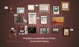 Copy of Prácticas curatoriales en el arte: