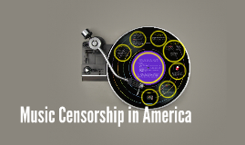 music censorship in america Con: regulated music censorship in america by: connor light la première pose new life in music industry censorship criteria the material, taken as a whole, must lack serious literary, artistic, political or scientific value.