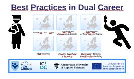 Best Practices in Dual Career