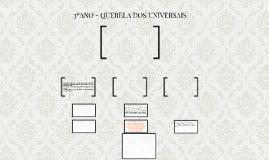2ºANO - QUERELA DOS UNIVERSAIS