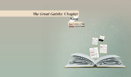 The Great Gatsby-- Chapter Nine, Yo