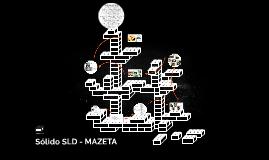 Sólido SLD - MAZETA
