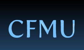 CFMU Training
