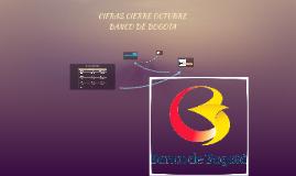 CIFRAS CIERRE OCTUBRE BANCO DE BOGOTA