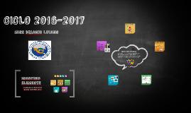 CICLO 2016-2017