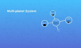Multi-planet System