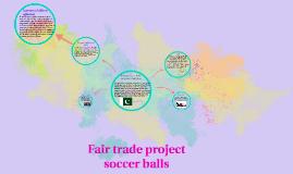 Fair trade project