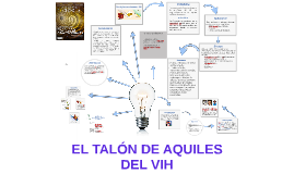 EL TALÓN DE AQUILES DEL VIH
