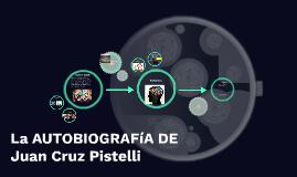 La AUTOBIOGRAFíA DE Juan Cruz Pistelli