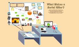 informative speech serial killers