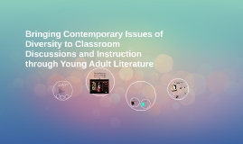 Bringing Contemporary Issues of Diversity to Classroom Discu