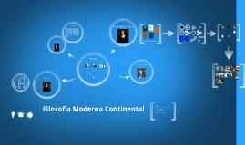 Filosofia Moderna Continental