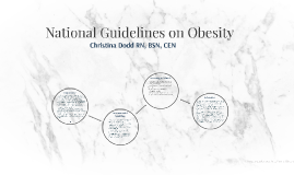 National Guidelines on Obesity