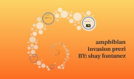 AMPHIBIAN INVASION