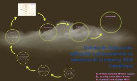 Sistema de elaboración, aplicación y procesamiento de encues