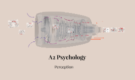 A2 Psychology - Perception