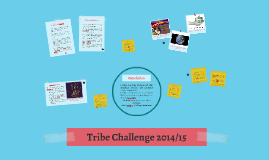 Tribe Challenge Centre 2014/15