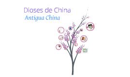 Dioses de China