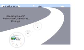 Copy of Ecosystem and Population/Community Ecology